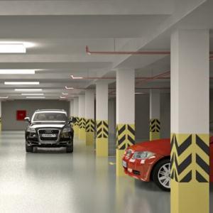 Автостоянки, паркинги Валдая