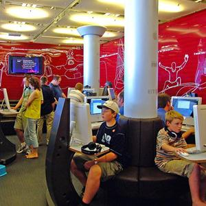 Интернет-кафе Валдая