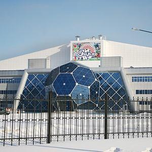 Спортивные комплексы Валдая