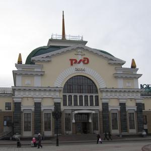 Железнодорожные вокзалы Валдая